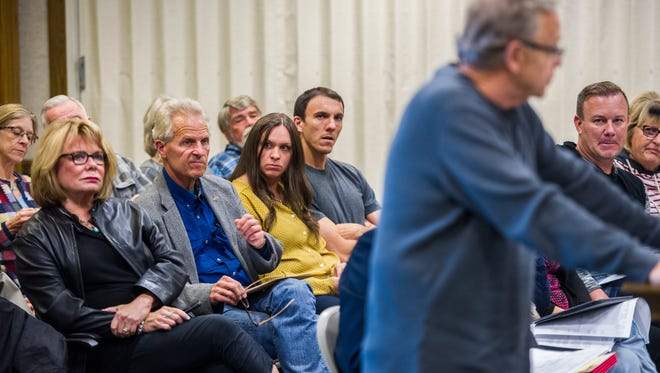 Cedar City officials said the tone of the Oct. 11, 2018, public meeting concerning short-term housing rentals was more civil than it had been previously.