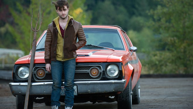 """Daniel Radcliffe in a scene from the motion picture """"Horns."""""""