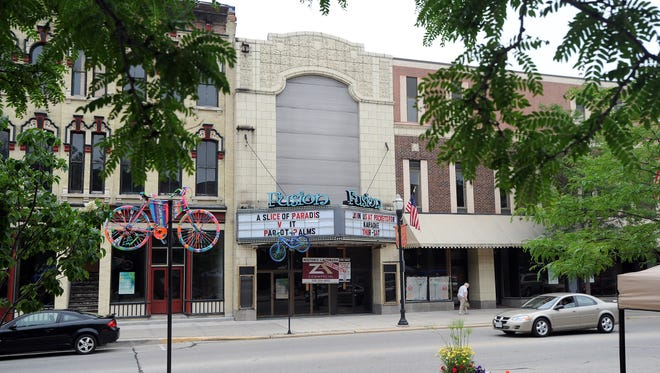 The Retlaw Theater is located at 23 S. Main Street in Fond du Lac.