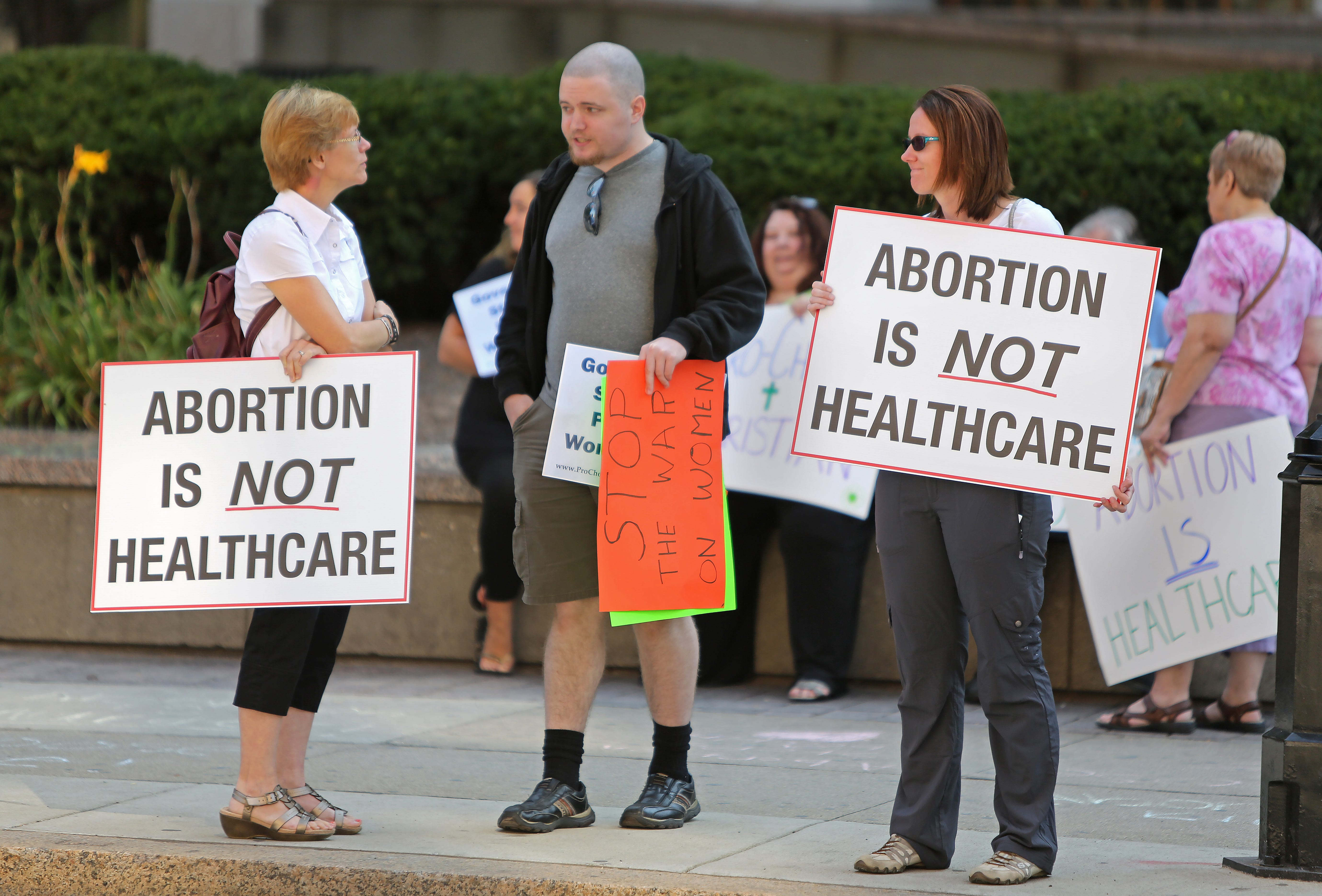 pics Ohio's new fetal heartbeat' bill is really terrifying for women's right to choose