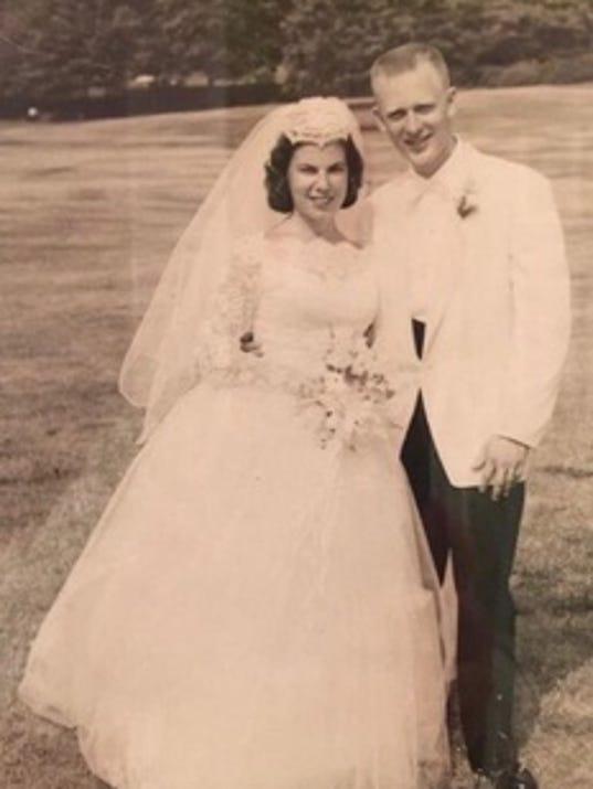 Anniversaries: Joanne Gibson & Donald Gibson