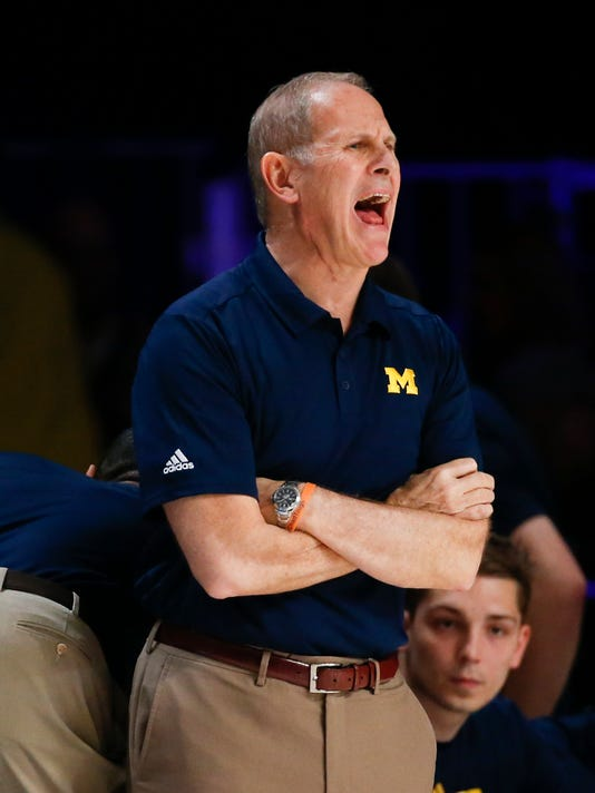 NCAA Basketball: Battle 4 Atlantis-Michigan vs Texas