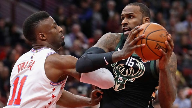 Shabazz Muhammad was signed on March 4 and appeared in 11 of the team's final 19 games, averaging 8.5 points and 2.8 rebounds while offering a burst of aggressive offense off the bench.