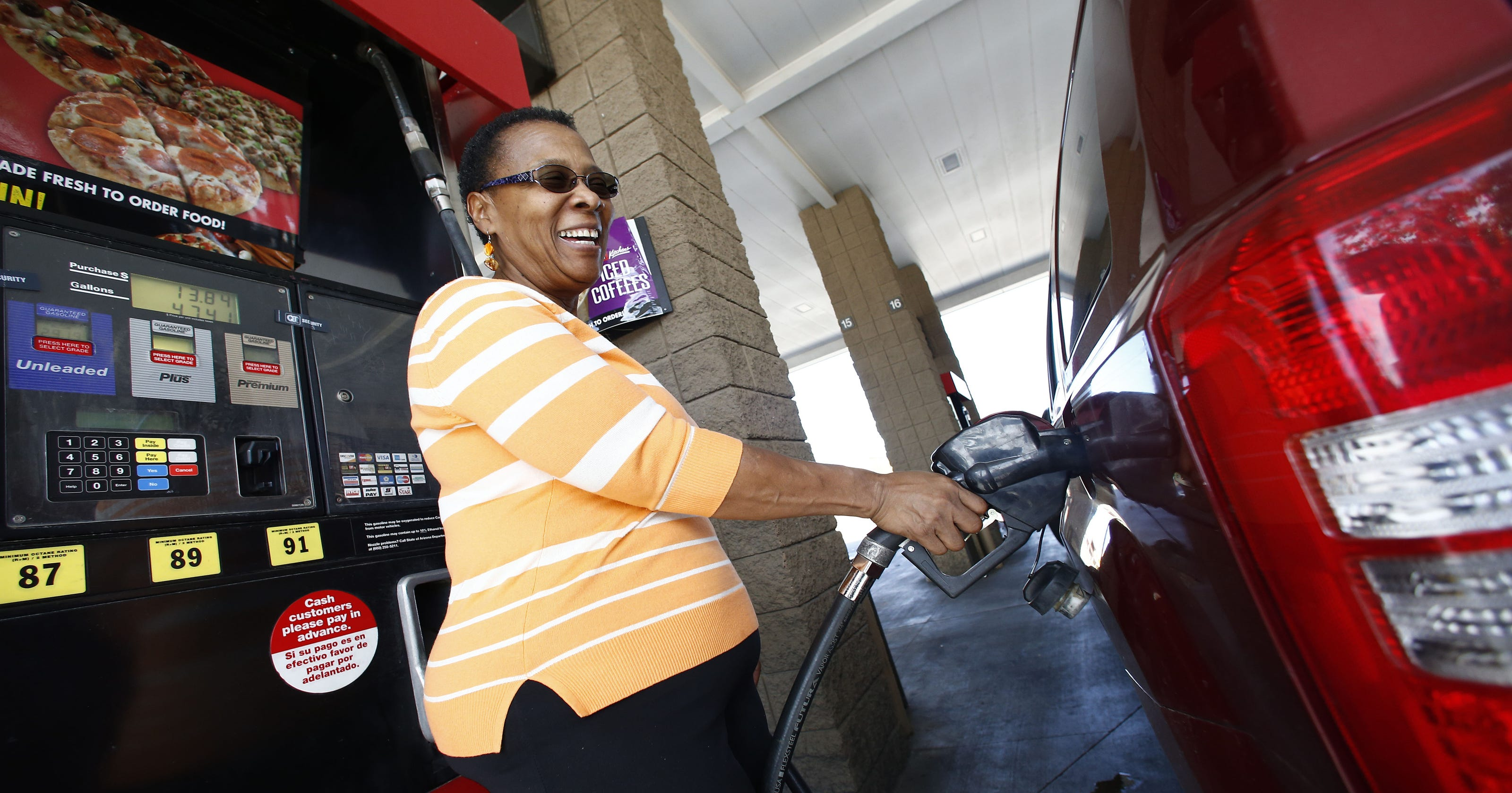 Gas Prices Tucson >> Phoenix Tucson Areas Have Some Of The Cheapest Gas In The