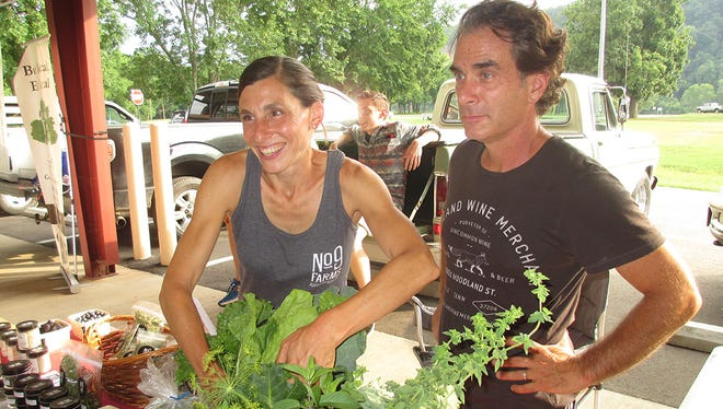 The Ashland City Farmers and Artisans Market will open for the season Saturday, July 8.