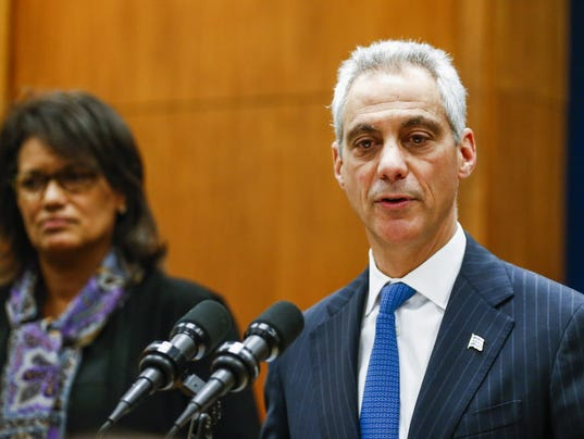 EPA USA CHICAGO CITY GOVERNMENT CHANGES POL GOVERNMENT POLICE USA IL