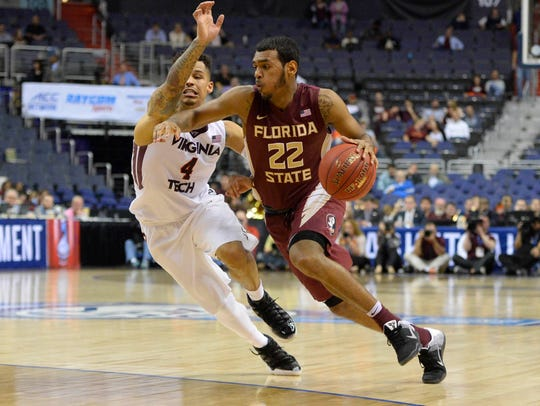 Xavier Rathan-Mayes hopes guide FSU back to the NCAA