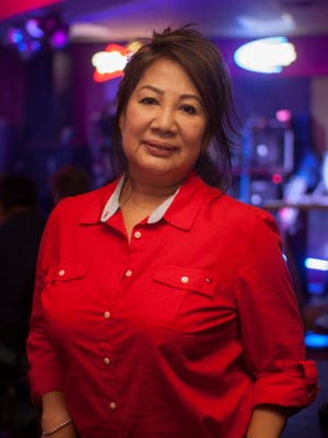 Techie Torres, Owner and Manager of, Chic Boy Lounge in Upper Tumon.