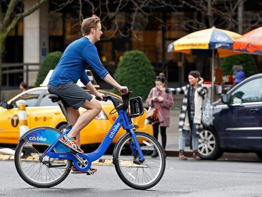 Bike Rental Central Park New York Ny Usa Central Park