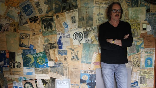Musician and record producer Butch Vig.