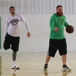 Doyel: NBA prospects prepare for 2018 NBA Draft in hard-to-find Zionsville barn