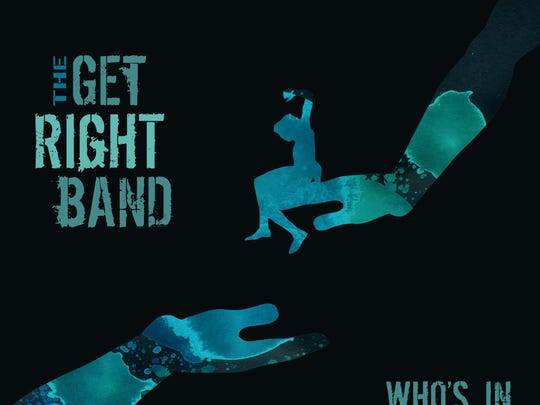 "The Get Right Band releases ""Who's in Charge?"" on Aug. 5"