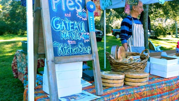 The fifth annual Sweet Dough Pie Festival will happen Oct. 22 in historic Grand Coteau.