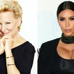Kim Kardashian turns 33 - PHOTOS