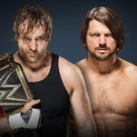 Dean Ambrose, AJ Styles headline Reno WWE Live event Oct. 10 | Technobubble