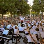 Michigan Philharmonic's 'An American Salute' returns to Plymouth's Kellogg Park June 30