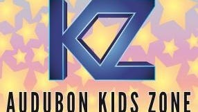 Logo for Audubon Kids Zone