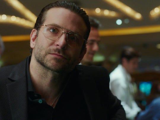 "Bradley Cooper is seen in ""War Dogs."""