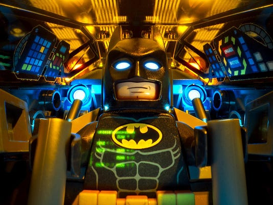 WIL 0210 Movie-Lego Batman