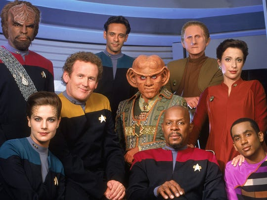 """Drake University students dissect the ethics of """"Star Trek: Deep Space Nine"""" characters in a class for first-year students."""