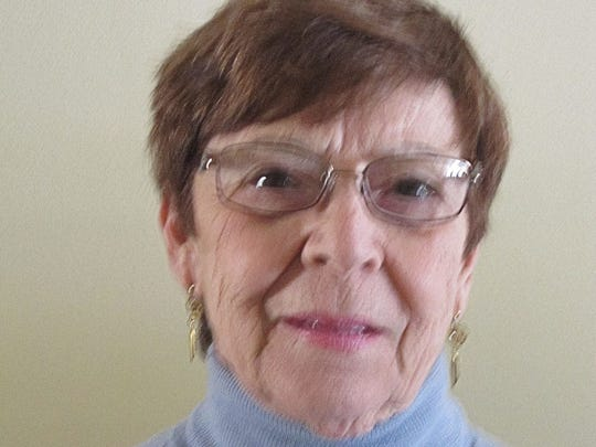 Joanne Polito is a founding member of the From the Heart Thrift Shop at St. John's Episcopal Church in Somerville.