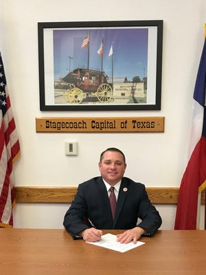 Democrat Kevin G. Lopez of Bridgeport is vying to represent state Senate District 30. In November, he will face the winner of the March 6 Republican Primary. Lopez is a firefighter and city council member. A meet and greet event with him here in Wichita Falls Wednesday night is cancelled due to inclement weather.