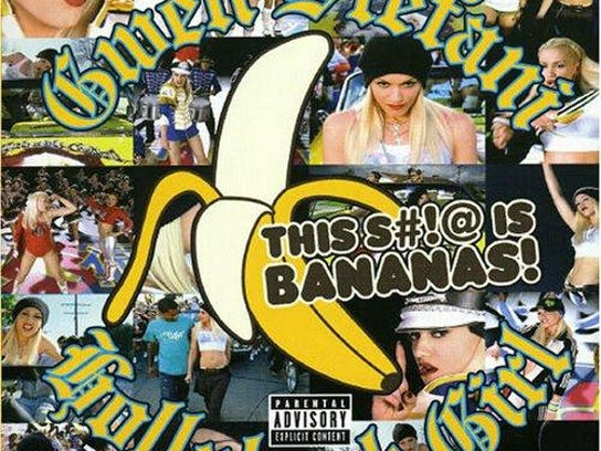 "Gwen Stefani's ""Hollaback Girl"" was one of the top"