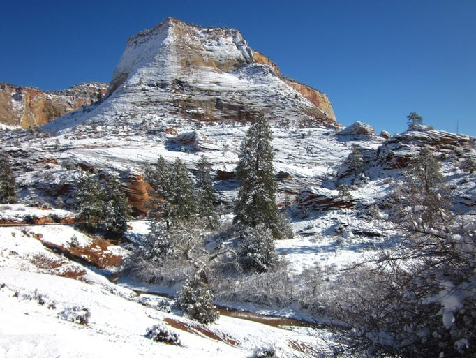 Utah's first National Park, Zion National Park is a canyon country oasis, with a rich and varied ecosystem.