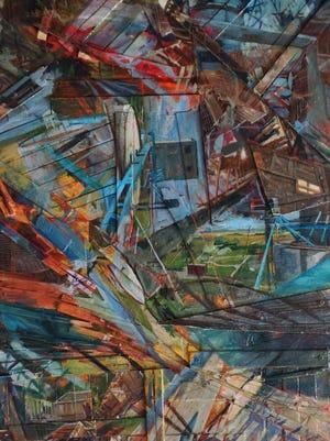 """Kansas Winds"" by Christina Klein"