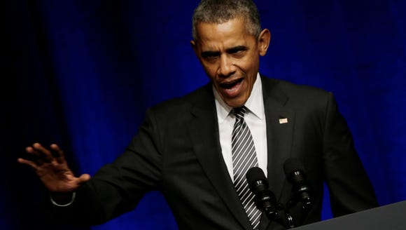 Obama: Don't use religion to deny constitutional rights