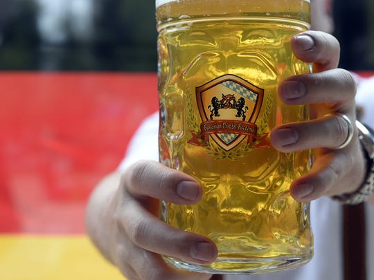 Enjoy a beer (or a few) at one of the many beer festivals