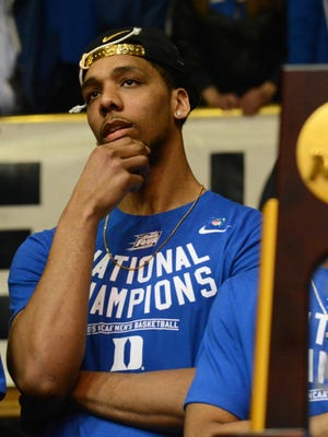 Jahlil Okafor was a consensus all-American and won a national championship as a Duke freshman.