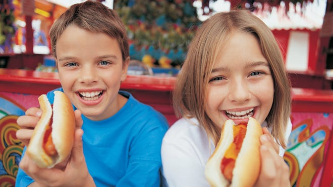 Catch a game at the Greenville Drive or enjoy carnival food at this weekend's South Carolina Peach Festival in Gaffney.