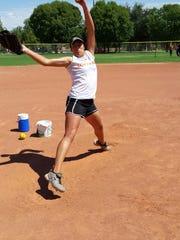 San Tan Valley Poston Butte junior softball standout