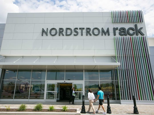 Nordstrom Rack at Christiana Fashion Center next to the Christiana Mall.