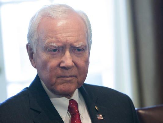 Hatch will not seek reelection