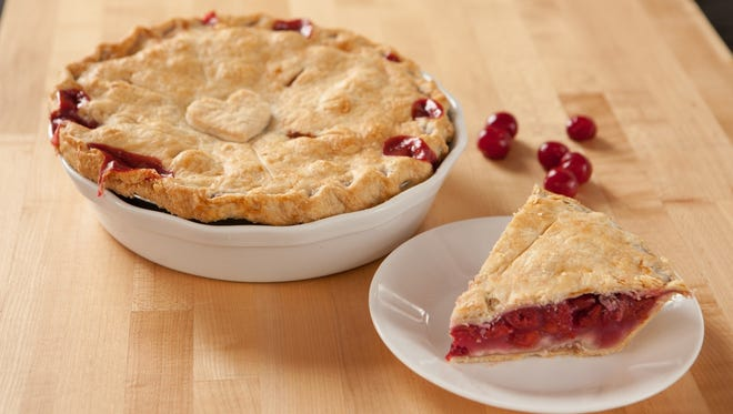 Grand Traverse Pie Company, with locations throughout Michigan, is famous for its cherry offerings.