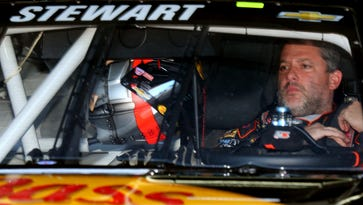 The season status of NASCAR'S Tony Stewart  is very much in doubt after he broke his back in an ATV accident.