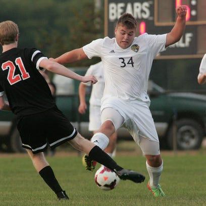 River View beats Marietta 1-0 in high school boys soccer.