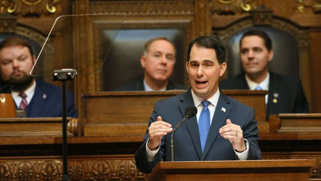 Gov. Scott Walker's administration is seeking federal approval to make changes in BadgerCare Plus that would affect some adults who get health insurance through the Medicaid program.