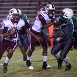 High School football scoreboard week 8