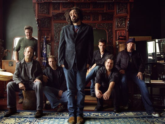 Counting Crows are now on the road for their A Brief