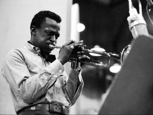 AP Music Miles Davis