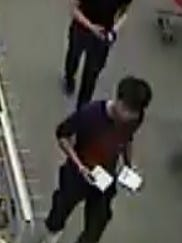Credit card fraud suspects