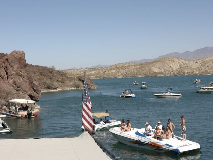Cool off in these 10 Arizona lakes, streams, rivers