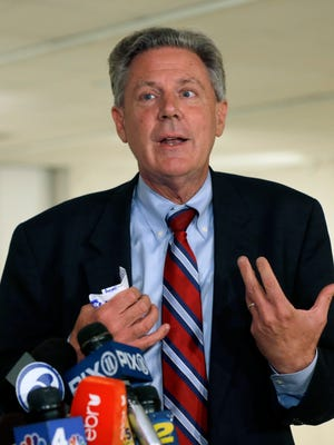 """""""Unfortunately, the lack of a bipartisan approach has left this bill to reform fisheries policies with unacceptable flaws,"""" New Jersey Democrat Rep. Frank Pallone said."""