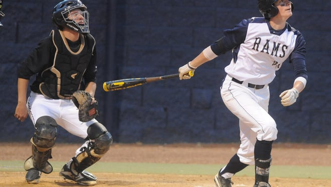 Roberson sophomore Garrett Blaylock has committed to play college baseball for Vanderbilt.
