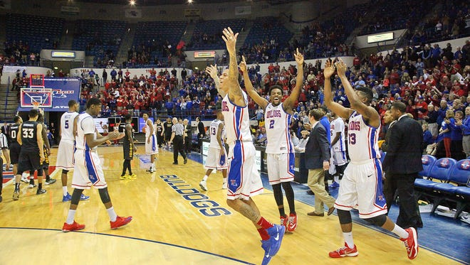 Louisiana Tech is the No. 1 seed in the Conference USA Tournament this week in Birmingham, Alabama.