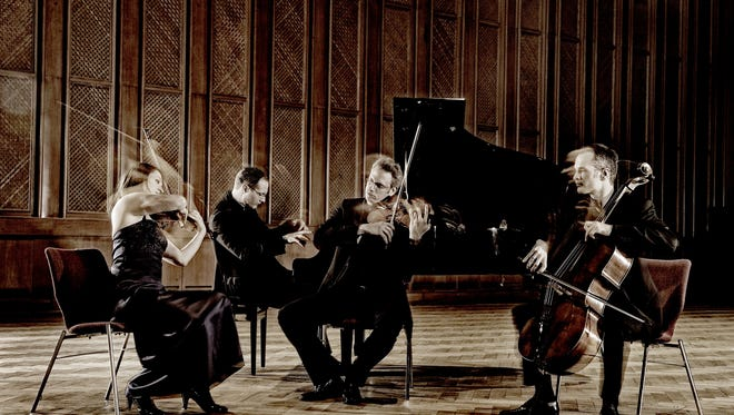 The Fauré Quartett is named after French composer Gabriel Fauré.