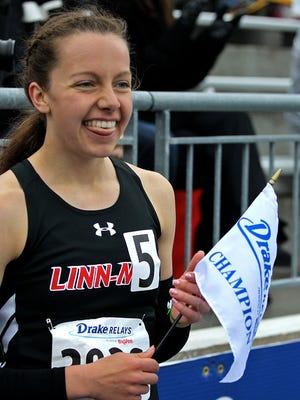 Stephanie Jenks, Linn-Mar (800, 1,500, 3,000).